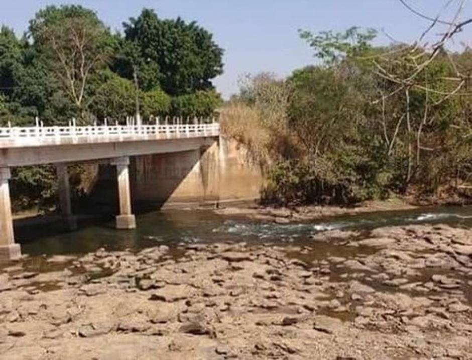 Rio Uru seca e Secima diz que causa é a retirada irregular da água