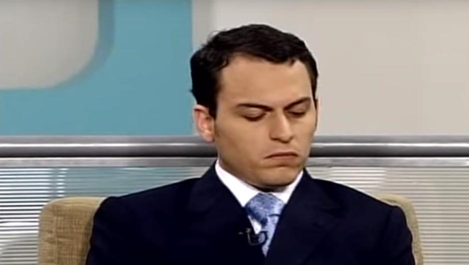 Advogado Tiago Cedraz, filho do ministro do TCU, Aroldo Cedraz: Ouvido e liberado (Foto: Reprodução)