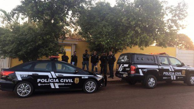 PC fecha clínica clandestina e prende proprietário por cárcere privado em Bom Jesus de Goiás