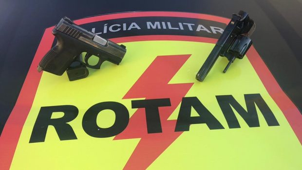 Dois morrem e um é preso em confronto com a Rotam na Vila Mutirão, em Goiânia