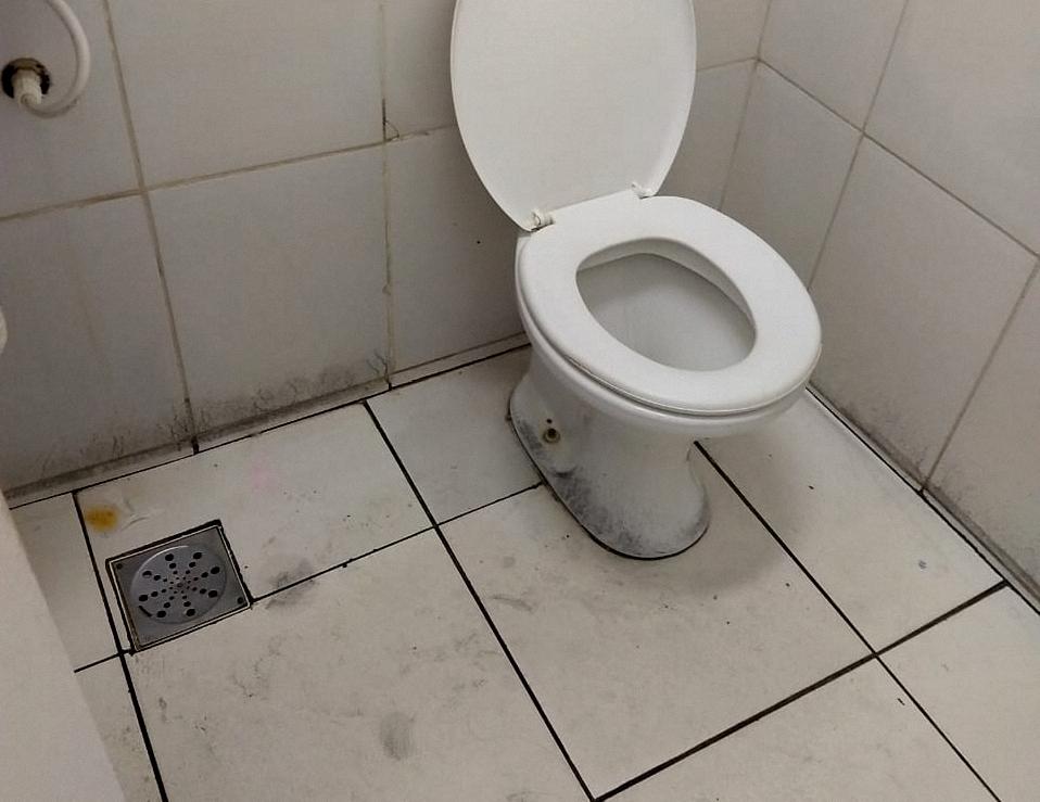 Pacientes denunciam falta de limpeza no Materno Infantil