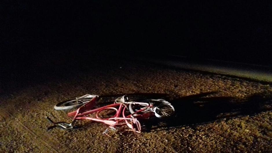 Ciclista morre após ser atingido por uma caminhonete em Montividiu