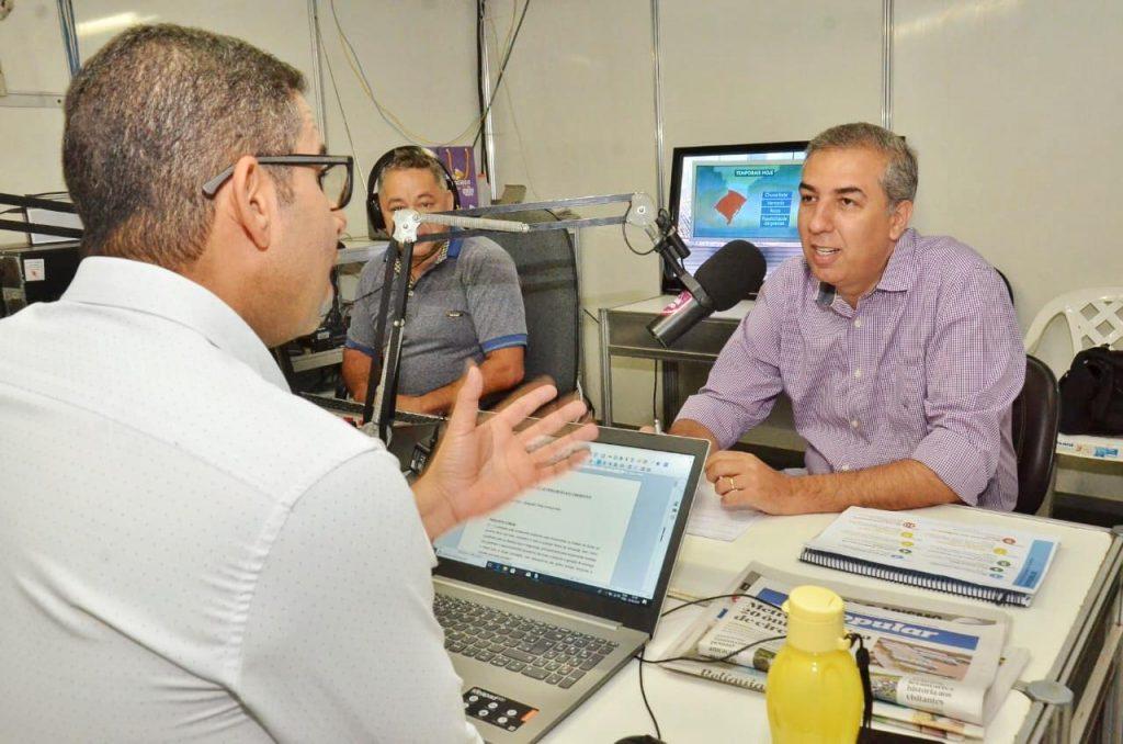 """Zé Eliton: """"Vamos fortalecer a industrialização de Anápolis"""""""