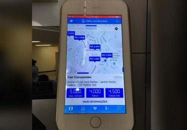 MP lança aplicativo que informa preços dos combustíveis nos postos de Goiás