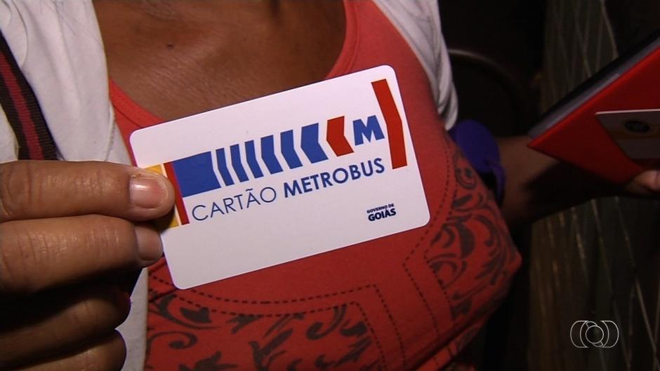 Beneficiários do Cartão Metrobus nascidos em novembro devem se recadastrar até o fim do mês