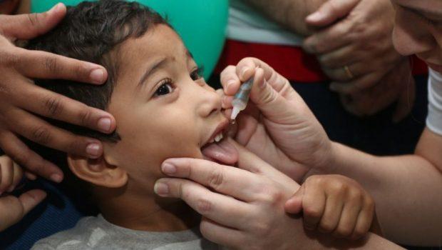 SES-GO realiza segundo dia D de vacinação contra Pólio e Sarampo, em Goiás