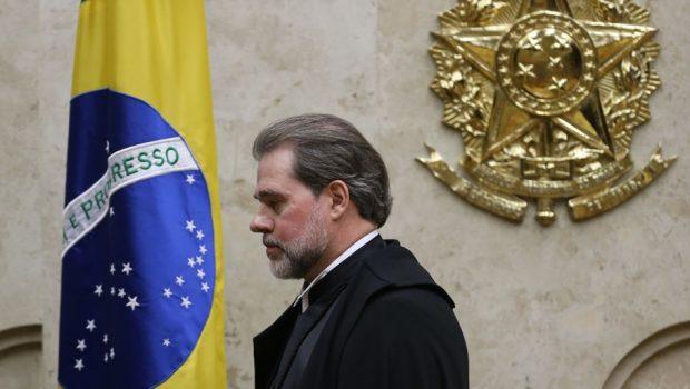 Toffoli assume presidência pela primeira vez