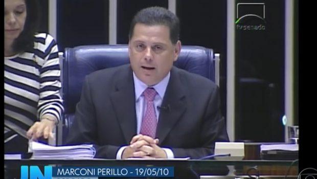 Jornal Nacional cita Marconi em reportagem sobre Lei da Ficha Limpa