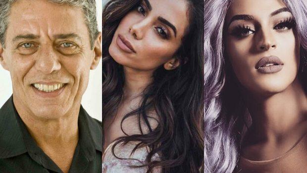 Chico Buarque, Anitta e Pabllo Vittar concorrem ao Grammy Latino 2018