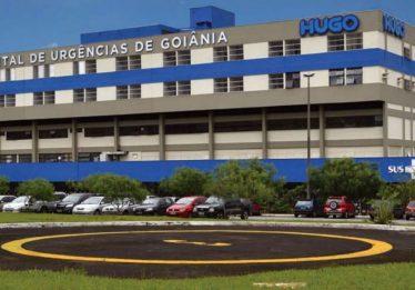 SES-GO define nova OS para administrar Hugo, em Goiânia