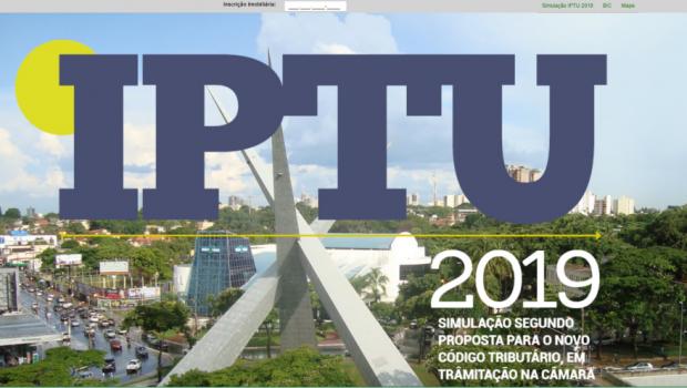 Contribuintes de Goiânia poderão realizar simulação do IPTU do próximo ano