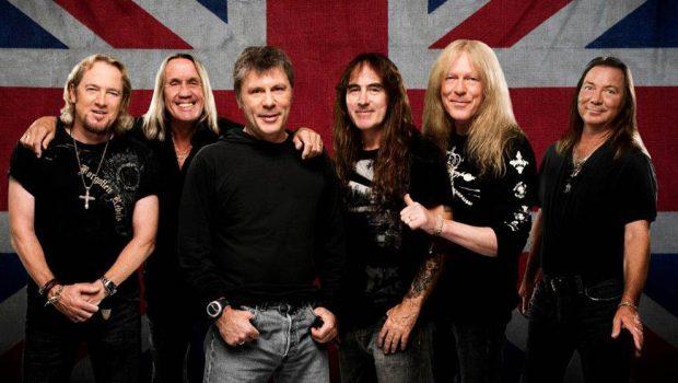 Iron Maiden será atração no Rock in Rio 2019, diz jornal