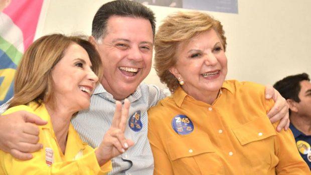 """""""Vamos nos lembrar de como era Goiás no passado para que possamos projetar o nosso futuro"""", afirma Marconi em Piracanjuba"""
