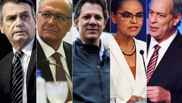 Ibope: Bolsonaro mantém liderança, com 28%; Haddad dispara e se isola em segundo lugar, com 19%