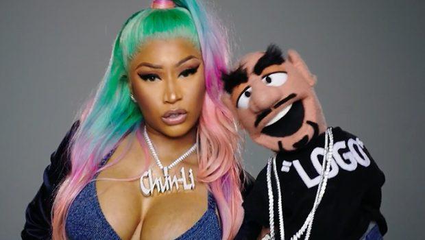Ao lado de fantoches, Nicki Minaj lança clipe de 'Barbie Dreams'