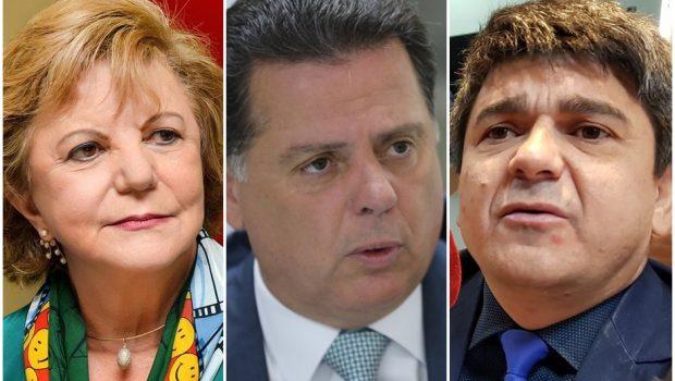 Lúcia Vânia, Marconi Perillo e Santana Pires podem ter candidaturas suspensas por dissidência partidária