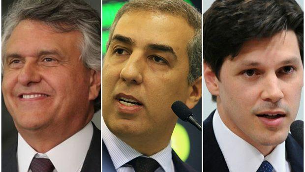 Serpes/O Popular: Caiado lidera com 41,9%; José Eliton tem 10,6% e Daniel Vilela, 10,1%
