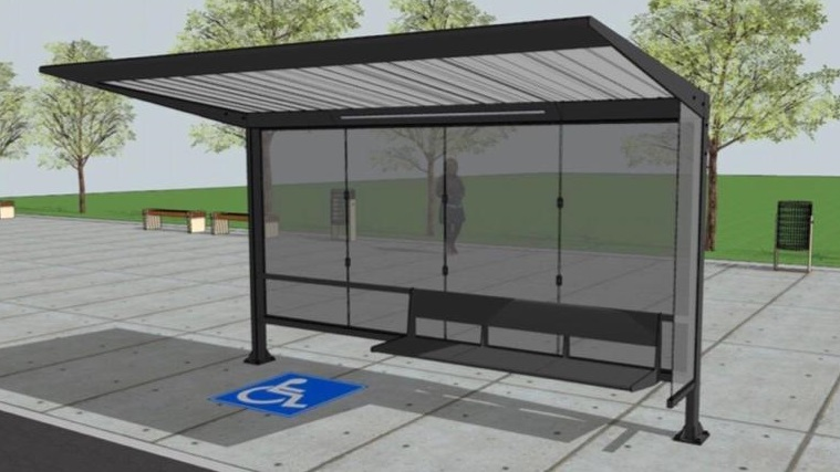 Goiânia receberá 723 novos pontos de ônibus