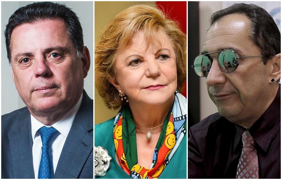 SERPES/O POPULAR: Marconi lidera com 15,7%; Lúcia Vânia tem 14,1% e Kajuru 11,9%