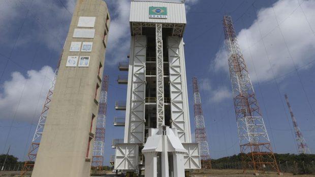 Centro está preparado para lançamento de foguete após acidente