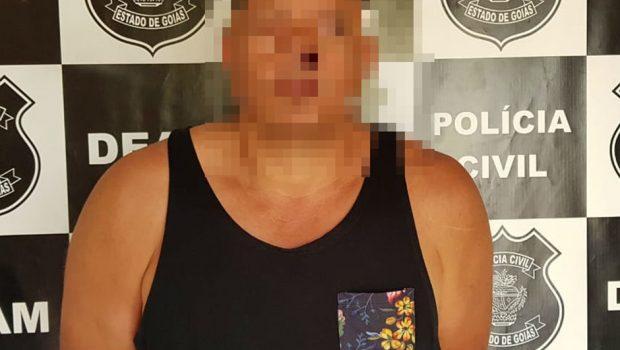 Preso suspeito de abusar de menina de 11 anos em Águas Lindas