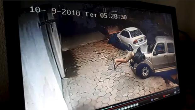 Homem é atropelado de propósito após discussão, em Goiânia