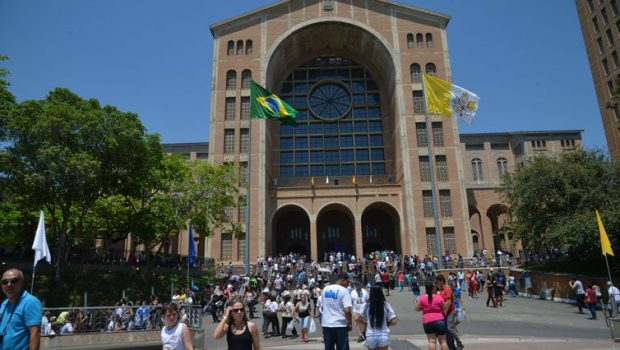 Festa da Padroeira do Brasil movimenta Santuário de Aparecida