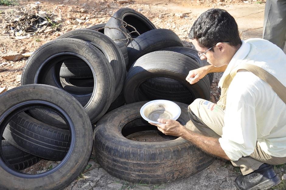 Prefeitura de Goiânia intensifica trabalhos de combate à dengue