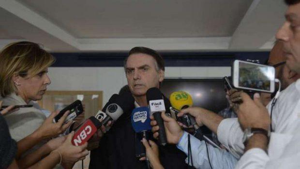 Bolsonaro fala em acabar com a reeleição