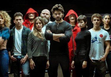 'La Casa de Papel' vence Emmy 2018 de Melhor Série Dramática