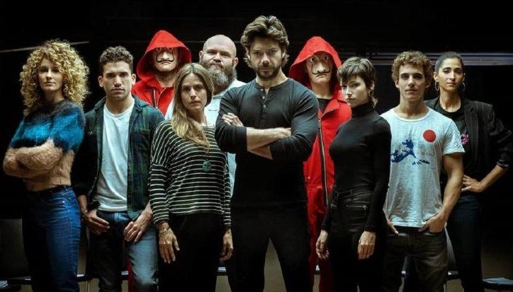 Netflix divulga teaser da terceira temporada de 'La Casa de Papel'