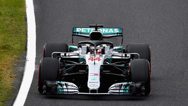Hamilton vence GP do Japão e abre 67 pontos de vantagem sobre Vettel