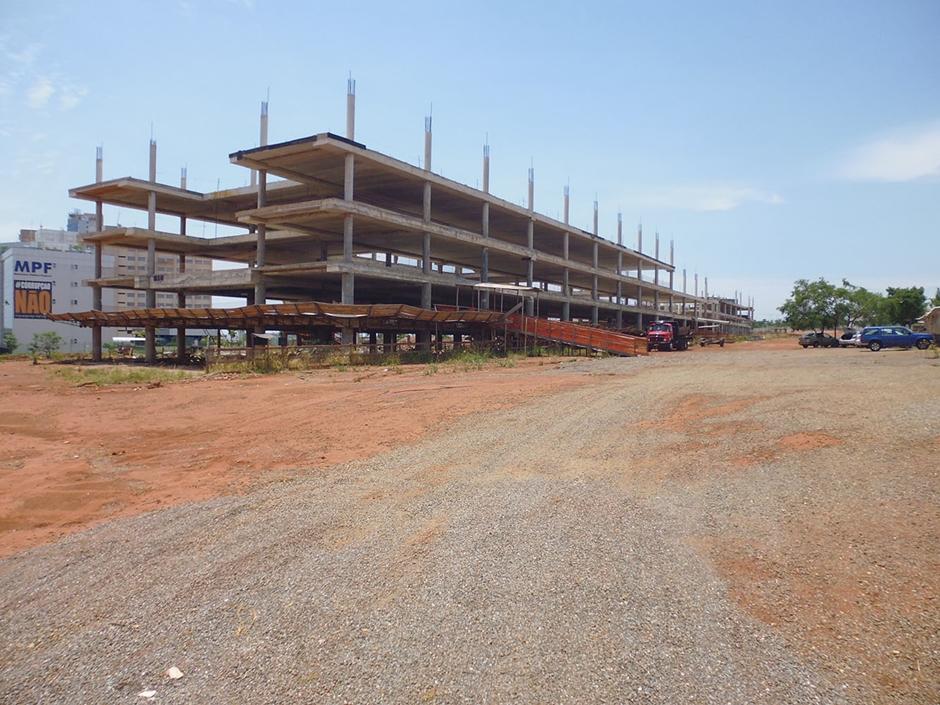 Nova sede da Alego pode ser finalizada em 26 meses