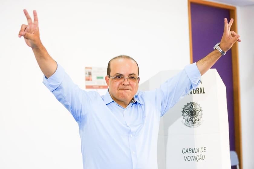 Ibaneis Rocha é eleito novo governador do Distrito Federal