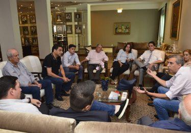 José Eliton reúne bancada estadual do PSDB e discute estratégias administrativas e de atuação na Assembleia