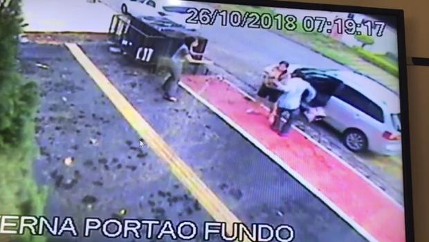 Mãe e filha são assaltadas em frente à academia no Setor Bela Vista, em Goiânia