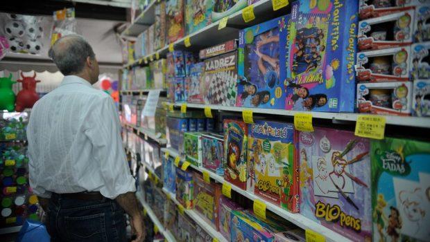 Lojistas esperam crescimento de até 8% na venda do Dia das Crianças deste ano em Goiânia