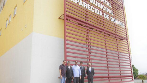 Hospital Municipal de Aparecida de Goiânia será inaugurado em dezembro