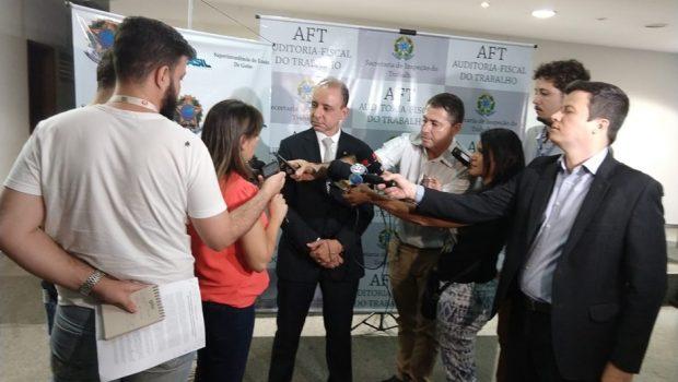 Sonegação do FGTS chega a R$39 milhões em Goiás