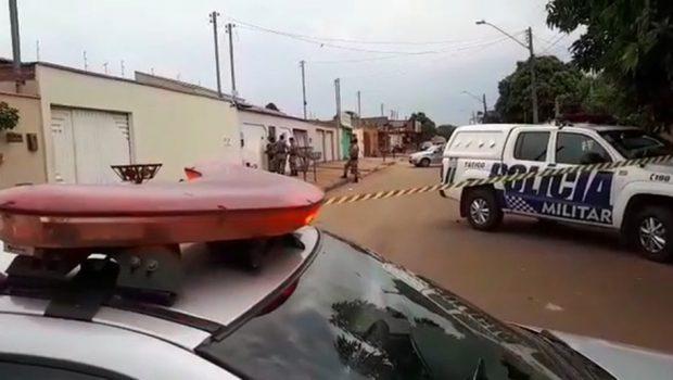 Dois homens morrem após confronto com policiais militares em Goiânia
