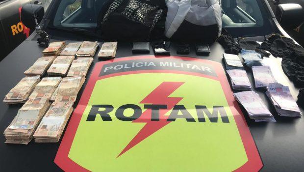 Presos cinco suspeitos de explodir caixas eletrônicos em Bom Jesus de Goiás
