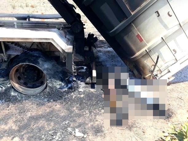 Caminhoneiro morre após ser atingido por fio elétrico em Cocalzinho de Goiás