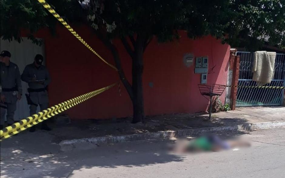 Homem é morto a tiros na Chácara do Governador em Goiânia