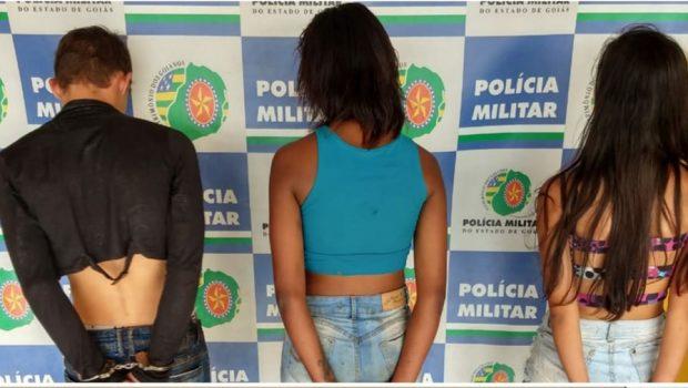 Adolescentes são apreendidos suspeitos de tentar matar homem dentro de motel, em Jataí