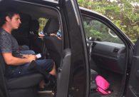 Polícia Civil localiza motorista de aplicativo que desapareceu durante corrida em Goiânia