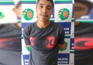 PM prende homem que matou outro a facadas no Jardim Botânico, em Goiânia