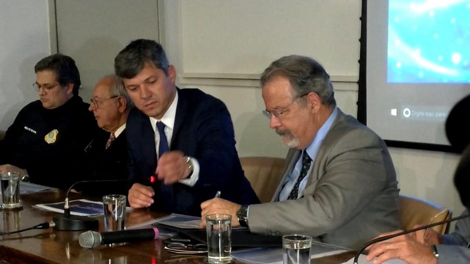Em Goiânia, Raul Jungmann afirma que serão criadas 500 novas vagas para a PRF até 2019