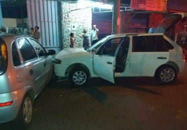 Homem morre em confronto com a PM em distribuidora de bebidas, em Goiânia