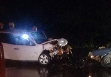 Acidente termina com uma morte e seis pessoas feridas na GO-222, em Anápolis