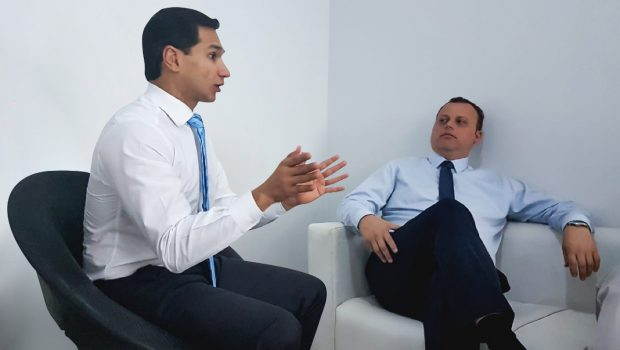 """Rodrigo de Moura Guedes: """"Nova Ordem é plural, abriga todas as vertentes da advocacia, inclusive aqueles que romperam com a atual gestão da OAB-GO"""""""